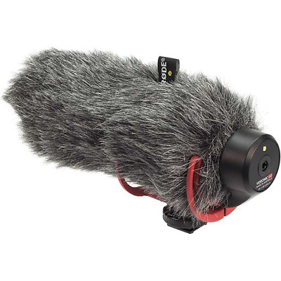 Rode DeadCat GO Furry Wind Shield for the VideoMic GO