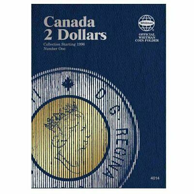 Canada 2 Dollars Collection Starting 1996, Number 1 9780794840143