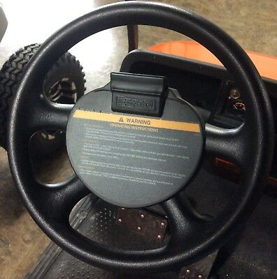 Steering Wheel with Thin Grip for E-Z-GO 1995-up Golf Carts