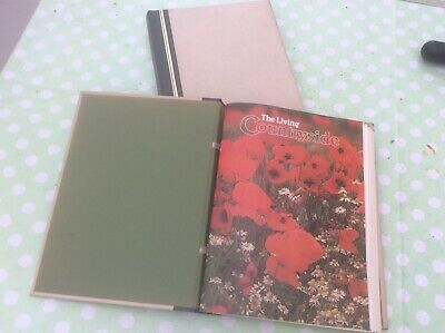 The Living Countryside - Partwork Magazines - Complete Collection 1-15