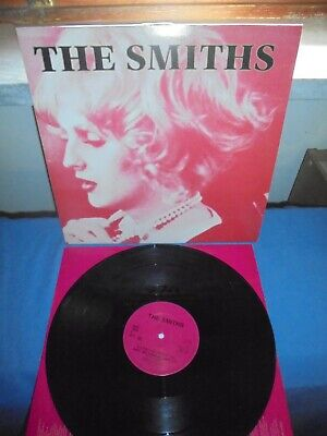 "The Smiths ‎""Sheila Take A Bow"" 12"" ROUGH TRADE UK 1987 - INNER"