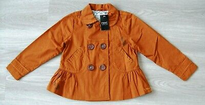 Bnwt Girl Next Smart Jacket 5-6 Yrs New Coat Holiday Wedding Party Top Christmas