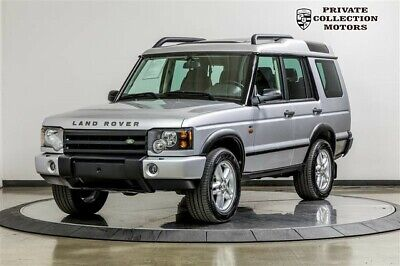 2004 Land Rover Discovery  2004 Land Rover Discovery SE7 1 Owner 69k miles Rare 7 passenger
