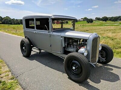 1930 Ford Model A Hotrod 💥1930 Ford Model A Sedan For Sale 235 Miles on the Build, She's Brand New!!💥