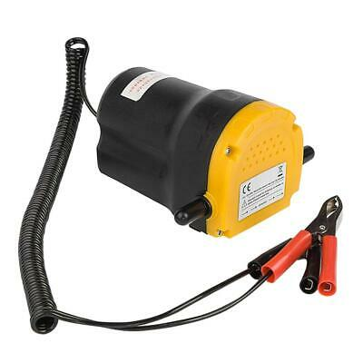 RV Boat ATV Tubes Truck Car Electric Submersible Pump Fluid Oil Drain Extractor
