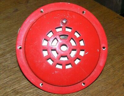 VINTAGE Simplex (?) FIRE ALARM Horn - Condition Unknown - L@@K