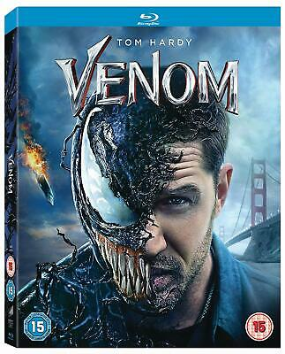 VENOM (Blu ray) BRAND NEW SEALED-TOM HARDY 👀