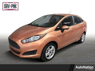 2017 Ford Fiesta SE 2017 Ford Fiesta SE Front Wheel Drive 1.6L I4 16V Automatic 43254 Miles