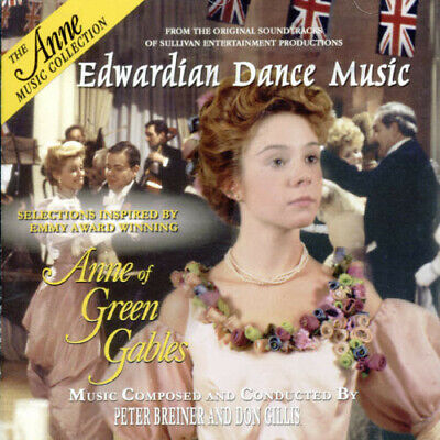 Anne Of Green Gables: Edwardian Dance Music / Ost - Soundtrack [New CD] Canada -