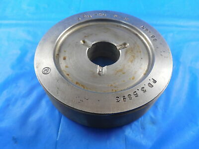 3 5/8 16 N 3 Thread Plug Gage 3.625 No Go Only P.d. = 3.5893 Trilock Tools