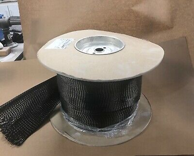 Carbon Fiber Biaxial Sleeving, Roll