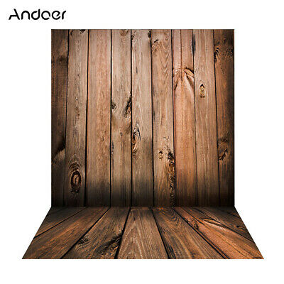Andoer 1.5*2m Big Photography Background Backdrop Classic Fashion Wood D5S5