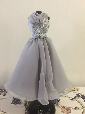 OOAK Gray/Lace Outfit by Diane Wagner
