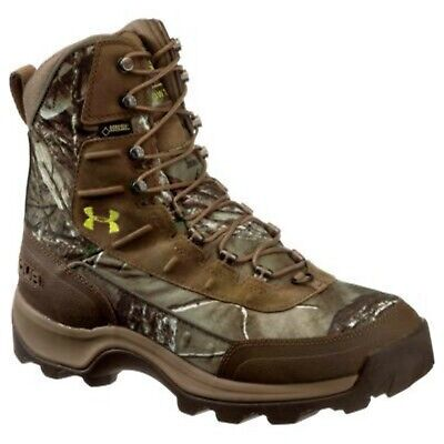 bdc306f4a21 UNDER ARMOUR BROW Tine 800 Primaloft Gore-Tex Men's Hunting Boots Realtree  Sz 11