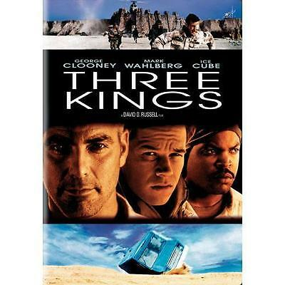 Three Kings (DVD, 2009, Collectors Edition)