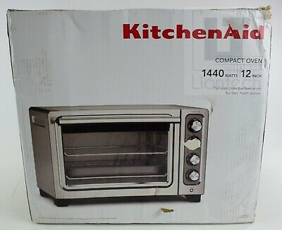 Kitchenaid Compact Oven Kco253 Kitchen Appliances Tips And Review