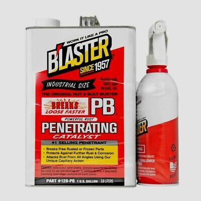 128-PB-2, Blaster Chemical Company, 128 OZ Or Gallon, Penetrating Catalyst