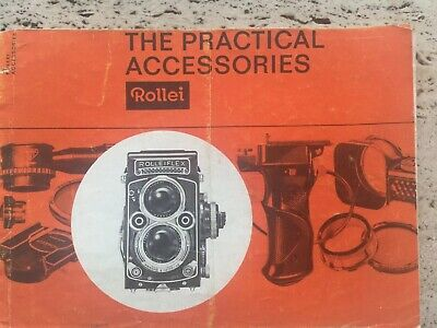 Rollei Accessories Guide