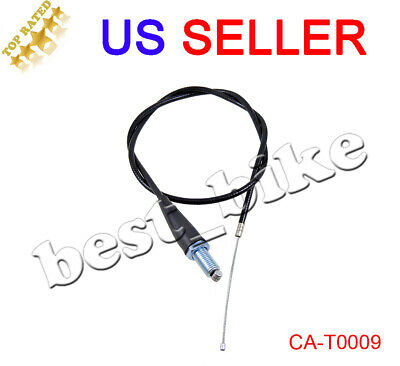 "35"" Throttle Cable 50cc 70cc 90cc 110cc 125cc Dirt Pit Bike SCG SSR ROKETA SUNL"
