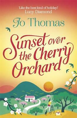 Sunset over the Cherry Orchard, Thomas, Jo, New