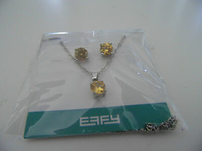 Carnival  Princess Cruises EAFY Costume Jewellery | Necklace & Ear Rings | New