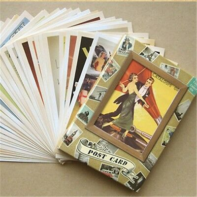 Lot of 32 Postcard Vintage Slogan Poster Photo Picture Poster Post Cards