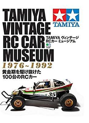 Ei Publishing Tamiya Vintage Rc Car Museo Libro From Japan