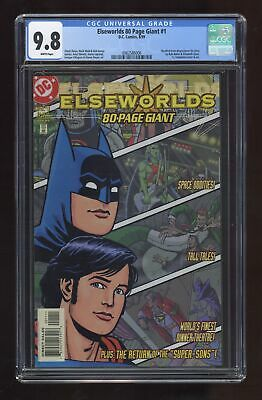 Elseworlds 80-Page Giant #1 1999 CGC 9.8 0962586006