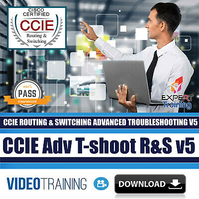 CCIE ROUTING & SWITCHING ADVANCED TROUBLESHOOTING V5 Training Course DOWNLOAD