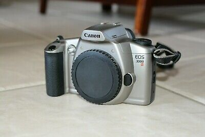 Canon EOS 3000N 35mm Film Camera - Silver