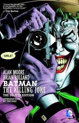 Alan Moore Batman - The Killing Joke. Deluxe Edition