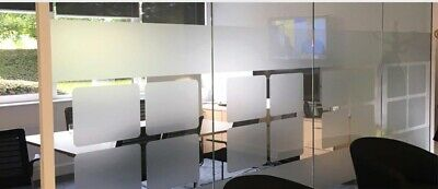 Glass Partition & door with handle and mechanism