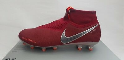 83031b517c7 NIKE PHANTOM VSN Elite Df Ag-Pro Team Red mtlc Dark Grey (Ao3261-606 ...