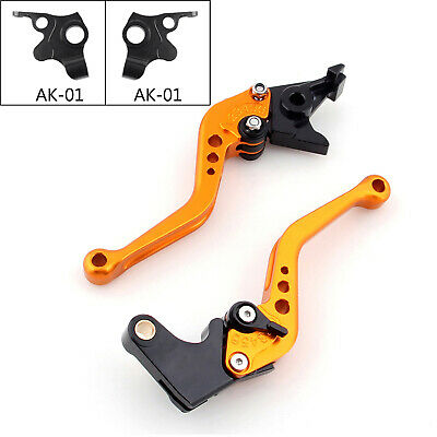 Motorcycle Short Adjustable Brake Clutch Levers For KYMCO 2017-2018 AK550 G AU5