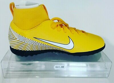 new concept d991e e0783 Scarpe da calcetto bimbo Nike JR Superfly 6 Club NJR TF AO2894 710 giallo- nero