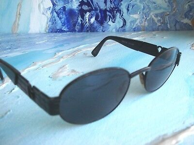 AUTHENTIC GIANNI VERSACE MOD.S22 COL.028 VINTAGE SUNGLASSES RARE From the 90's