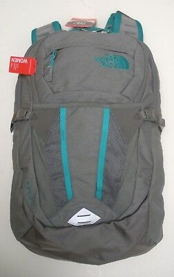 5cd688bb4bf THE NORTH FACE Womens Borealis Backpack- Daypack- A3Jv4- Rabbit Grey ...