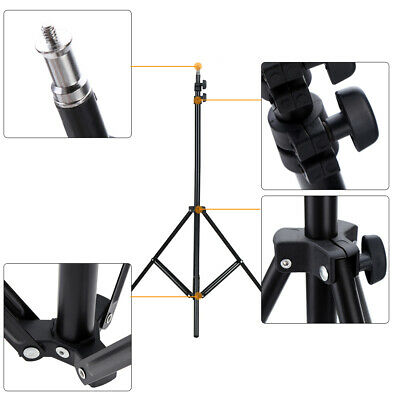 2M Photography Studio Tripod Stand Holder for Soft Box Umbrella Video Light F0S9