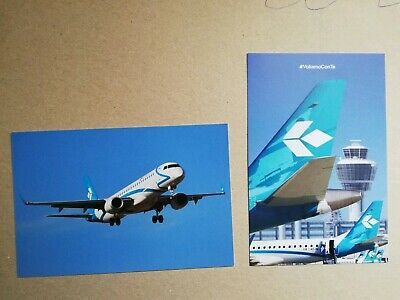 Airline Issue 2x Air Dolomiti