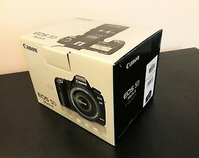 Canon EOS 5D Mark II (Body Only) Pre-owned - Shutter Count 4688