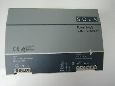 Sola Power Supply Sdn 20-24-100P