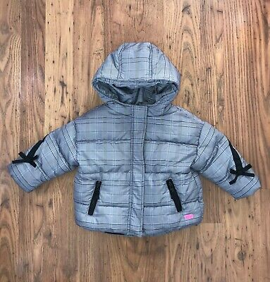 Zara baby girl's padded coat 18-24 months *perfect condition*