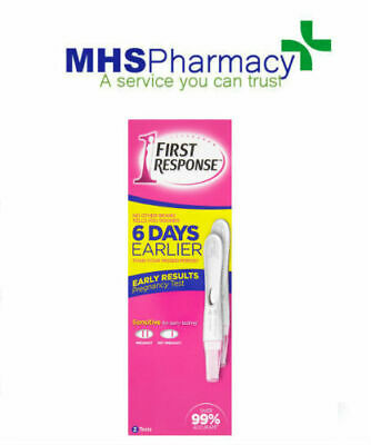 First Response Pregnancy Test - 2 Tests in 1 pack private listing