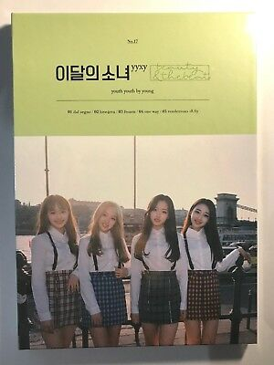 LOONA YYXY BEAUTY&THE beat Limited Version A Mini Album NEW Sealed KPOP  RARE *