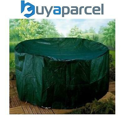 Gardman Large L Round Garden Patio Furniture Cover Waterproof 34015 225cm