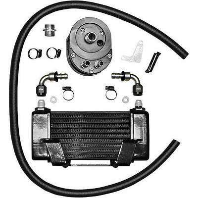 Jagg Oil Coolers Flh 10-Row Low Mount Kit 750-2400 Engine Other