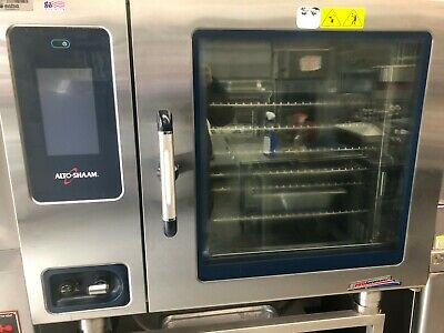 alto shaam combi oven electric with stand perfect barely touched full size