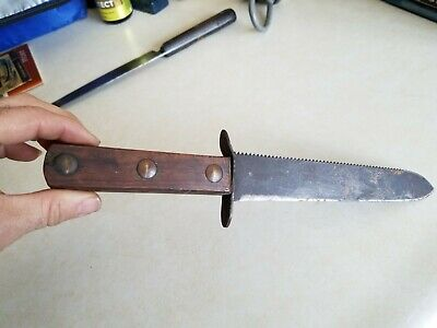 WW2  US Theatre Trench Knife Commando,Fighting, 12 inches long