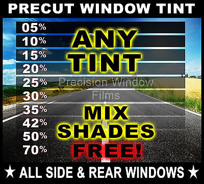 PreCut All Sides &Rears Window Film Any Tint Shade for 94-98 Chevy Silverado C/K