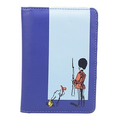 Classic Paddington Bear Beefeater Passport Holder Wallet Card Travel Gift Boxed
